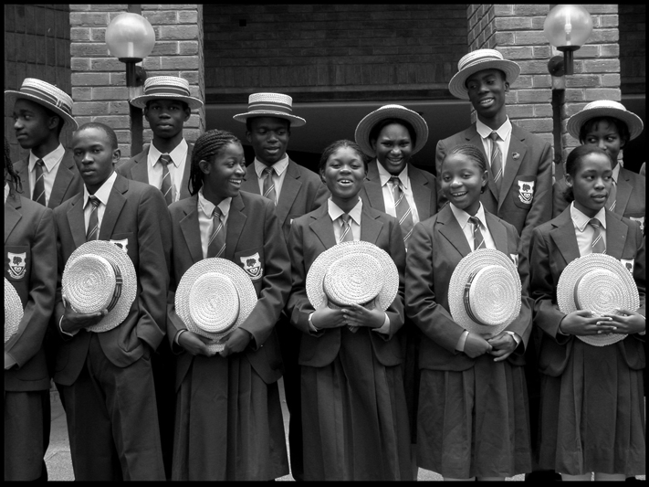 Photo from Kamuzu Academy is a selective, co-educational boarding school for pupils in the 11 to 18 age. outside Malawi Africa