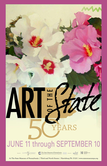 50th year of Art of the State at The State Museum of Pennsylvania